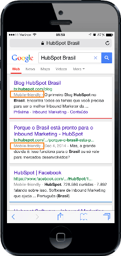 "Como saber se o meu site é ""Mobile-Friendly""?"