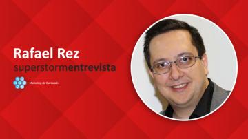 Superstorm Entrevista: Rafael Rez