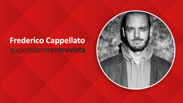 Superstorm Entrevista: Frederico Cappellato