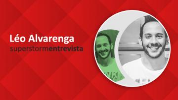 Superstorm Entrevista: Leonardo Alvarenga