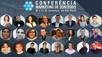 Conferência de Marketing de Conteúdo