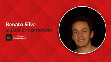 Superstorm Entrevista: Renato Silva