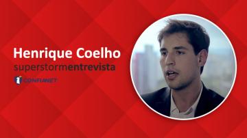 Superstorm Entrevista: Henrique Coelho