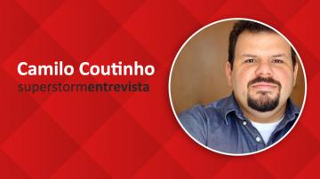 Superstorm Entrevista: Camilo Coutinho