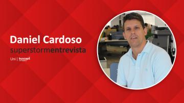 Superstorm Entrevista: Daniel Cardoso