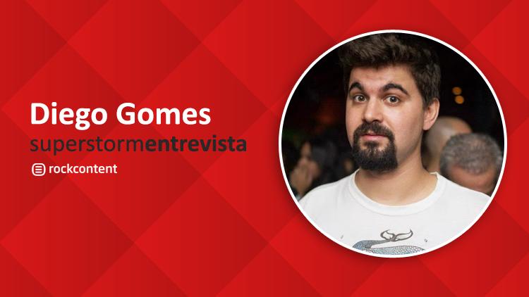 Superstorm Entrevista: Diego Gomes