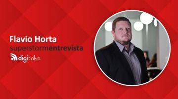Superstorm Entrevista: Flavio Horta