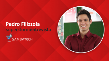 Superstorm Entrevista: Pedro Filizzola