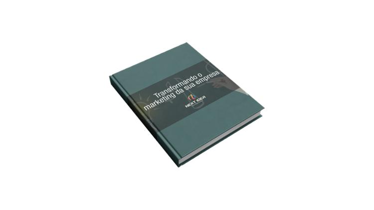 E-book: Transformando o marketing da sua empresa