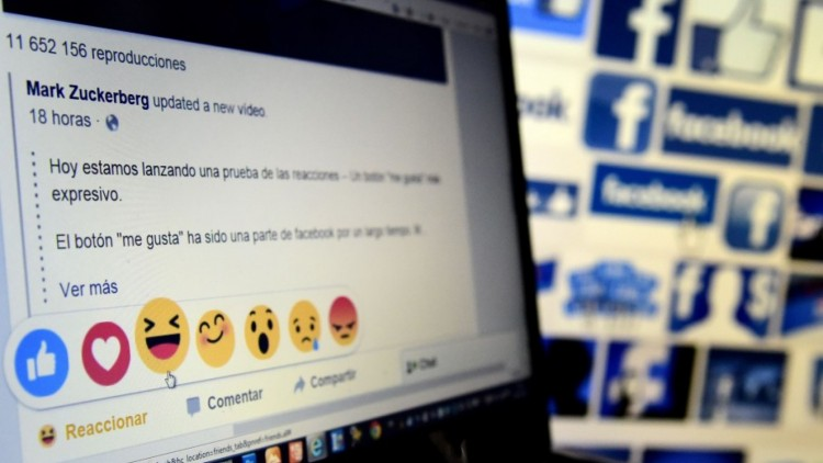 "O que muda com a chegada do ""Reactions"" do Facebook?"