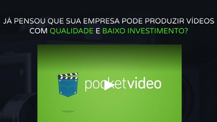 Samba Tech lança Pocket Vídeo para ajudar empresas e pessoas a criar conteúdo em vídeo
