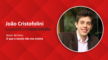 Superstorm Entrevista: João Cristofolini