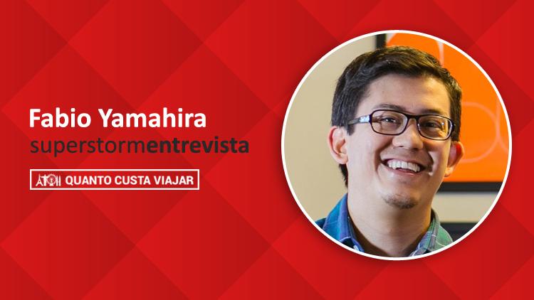Superstorm Entrevista: Fabio Yamahira