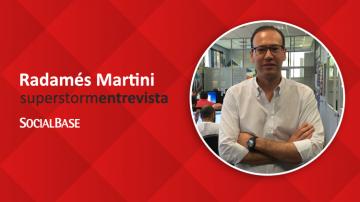 Superstorm Entrevista: Radamés Martini
