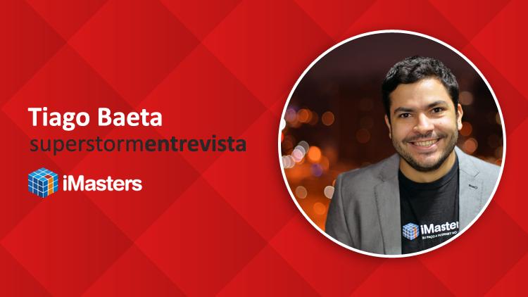 Superstorm Entrevista: Tiago Baeta