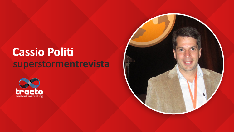 Superstorm Entrevista: Cassio Politi