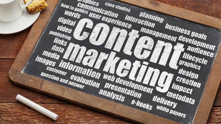 Conteúdo a longo prazo:  formar opinião, espalhar ideias e sustentar a marca
