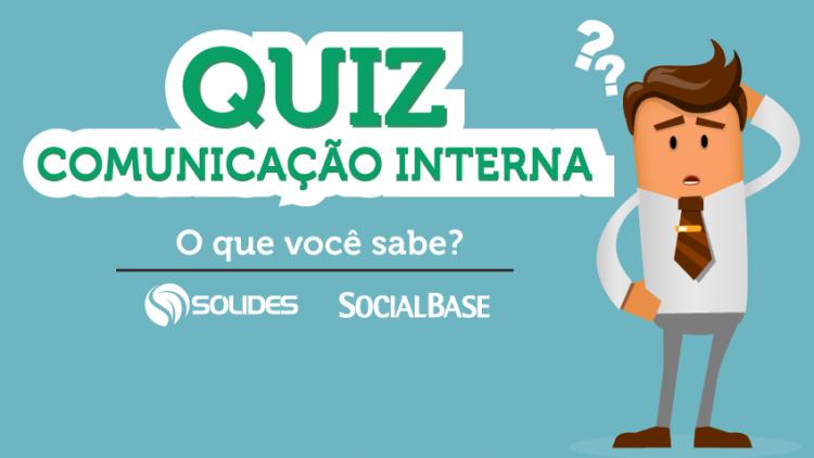 Quiz: O que é comunicação Interna, você sabe?