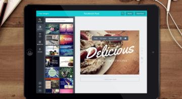 Canva expande e compra dois sites famosos de banco de imagens