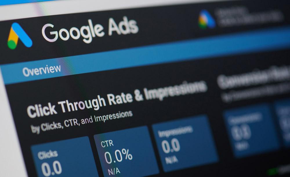 Google Ads adiciona dados ao relatório de termos de pesquisa - qual é o truque?